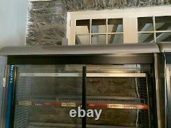 Game Display Cabinet with glass doors
