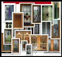 Stained Glass Art For Your Kitchen Cabinet Doors. WoW. SGK 0138